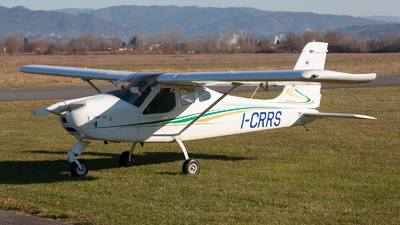 I-CRRS - Tecnam P92 Echo JS - Private