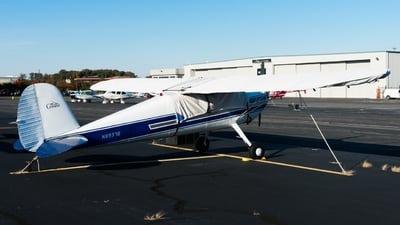 N89378 - Cessna 140 - Private