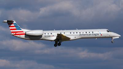 A picture of N623AE - Embraer ERJ145LR - American Airlines - © Martin Pinnau