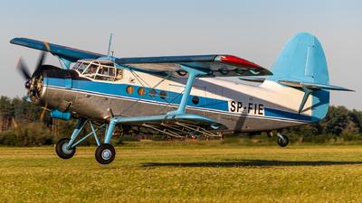 SP-FIE - PZL-Mielec An-2 - Private