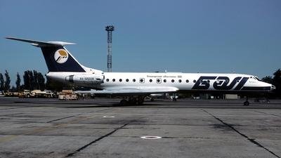 RA-65028 - Tupolev Tu-134A-3 - Bashkirian Airlines