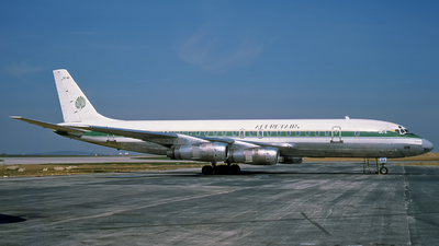 TR-LQR - Douglas DC-8-55(F) - Affretair