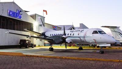 TG-TAF - Saab 340A - TAG Airlines - Transportes Aéreos Guatemaltecos