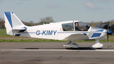 G-KIMY - Robin DR400/140B Major - Private