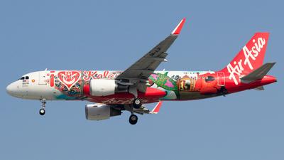 9M-AJP - Airbus A320-216 - AirAsia