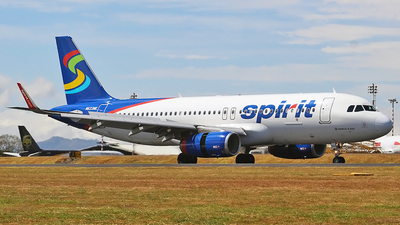 N633NK - Airbus A320-232 - Spirit Airlines