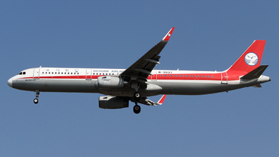 B-9937 - Airbus A321-231 - Sichuan Airlines