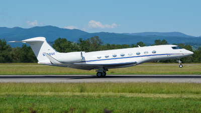 N650XF - Gulfstream G650 - Private