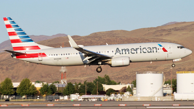 A picture of N906NN - Boeing 737823 - American Airlines - © Nate Morin