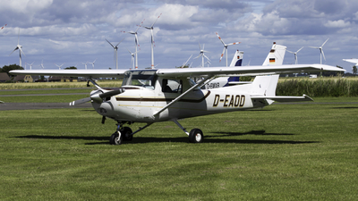 A picture of DEAOD - Cessna F152 - [F15201910] - © Theo Möhle