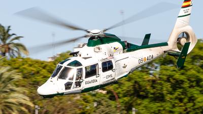 HU.30-04 - Eurocopter AS 365N3 Dauphin 2 - Spain - Guardia Civil