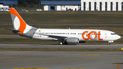 PR-GZZ - Boeing 737-86N - GOL Linhas Aéreas