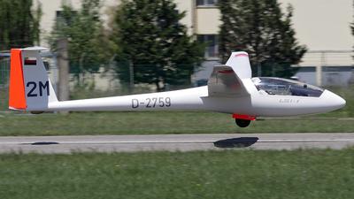 D-2759 - Rolladen-Schneider LS-1 - Private