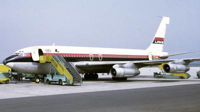 G-AVZZ - Boeing 707-138B - Laker Airways
