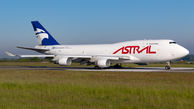 A picture of TFAMM - Boeing 7474H6(BDSF) - Astral Aviation - © Jesse Vervoort