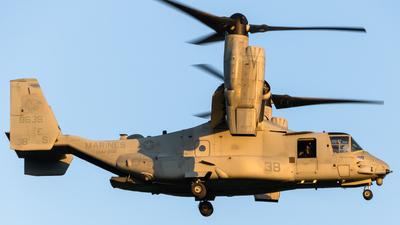 168638 - Boeing MV-22B Osprey - United States - US Marine Corps (USMC)