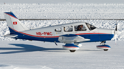 HB-PMC - Piper PA-28-161 Warrior II - Fliegerschule Birrfeld