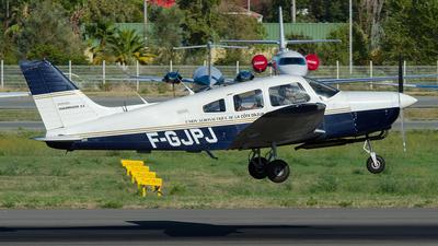 F-GJPJ - Piper PA-28-161 Warrior II - Union Aéronautique de la Côte d'Azur