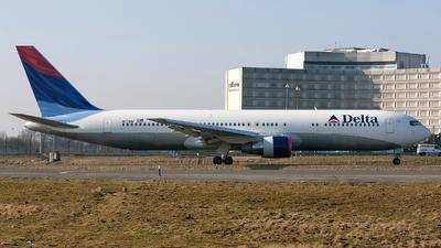 N171DN - Boeing 767-332(ER) - Delta Air Lines