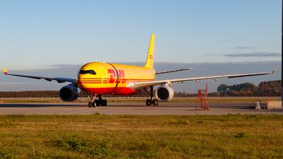 D-AJFK - Airbus A330-343P2F - DHL (European Air Transport)