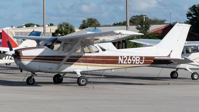 N269BJ - Cessna 172N Skyhawk - Private