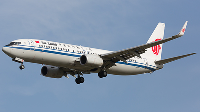 B-1957 - Boeing 737-89L - Air China