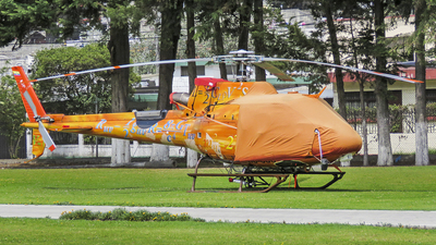 HC-CUU - Eurocopter AS 350B3 Ecureuil - Private