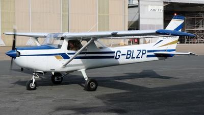 A picture of GBLZP - Cessna F152 - [1959] - © David Cook