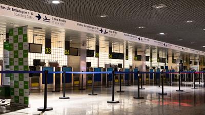 LPMA - Airport - Terminal