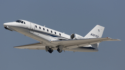 N327SV - Cessna 680 Citation Sovereign - Cessna Aircraft Company
