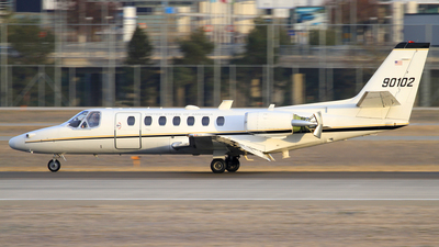 99-00102 - Cessna UC-35A Citation Ultra - United States - US Army