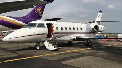 HS-HAN - Gulfstream G200 - Private