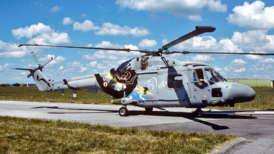 274 - Westland Lynx HAS.2 - France - Navy