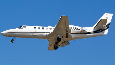 N977MR - Cessna 560 Citation Encore - Private