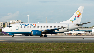 A picture of C6BFC - Boeing 737505 - Bahamasair - © Ozell V. Stephens Jr.