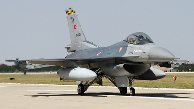 88-0024 - General Dynamics F-16C Fighting Falcon - Turkey - Air Force