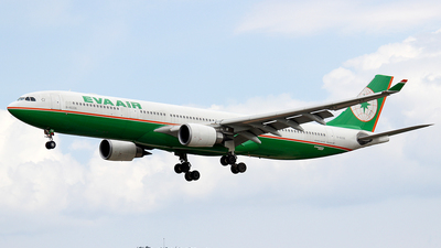 B-16336 - Airbus A330-302 - Eva Air