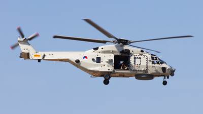 N-319 - NH Industries NH-90NFH - Netherlands - Navy
