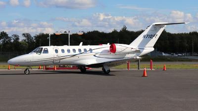 N710PT - Cessna 525B CitationJet CJ3 - Private