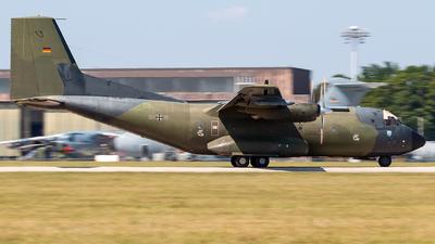 50-17 - Transall C-160D - Germany - Air Force