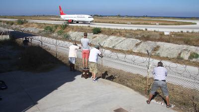 LGRP - Airport - Spotting Location