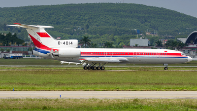 B-4014 - Tupolev Tu-154M - China - Air Force