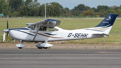 G-SEHK - Cessna 182T Skylane - Private