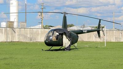 PP-HCC - Robinson R44 Clipper II - Private