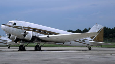 N839M - Douglas C-47A Skytrain - United States - Lee County Mosquito Control District