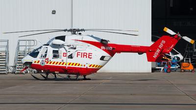 VH-VRQ - MBB-Kawasaki BK117B-2 - NSW Rural Fire Service