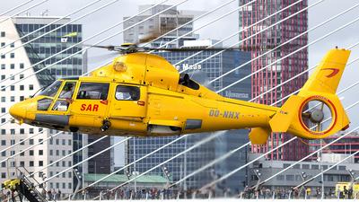 OO-NHX - Aérospatiale SA 365N3 Dauphin 2 - Noordzee Helikopters Vlaanderen (NHV)