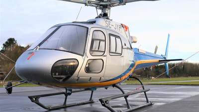SE-JYF - Airbus Helicopters H125 - Scandinavian Helicopter Group