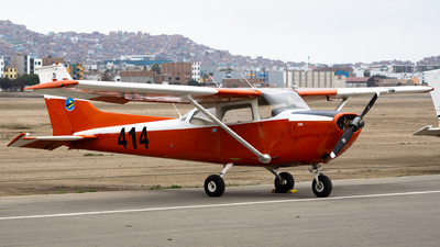414 - Cessna T-41D Mescalero - Perú - Air Force