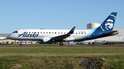 A picture of N630QX - Embraer E175LR - Alaska Airlines - © Kevin Porter